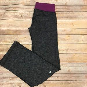 Lululemon Grey Astro Pants, Size 6